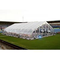 Large TFS Curved Tent For Aircraft Hangars Hot Sale And Aluminium alloy T6061-T6 Manufactures