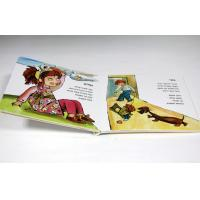 Cartoon A5 Custom Board Book Printing Art Paper For Children Playing Manufactures