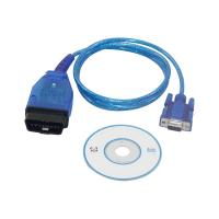 VAG Diagnostic Cable 409.1 COM KKL With FT232BL Chips For ISO9141 Protocol Manufactures