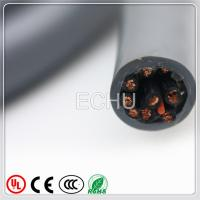 Flexible Control Cables , CE Standards Rohs PVC Multicore wires 4*0.5 Manufactures