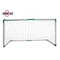 Versatile Boys Football Nets , Football Goal Post Netting For Children Manufactures