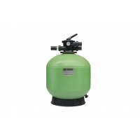 China Top Mount 410mm Commercial Swimming Pool Sand Filters on sale