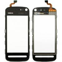 Black / White Replacement Touch Screen Digitizer For Nokia 5800 Manufactures