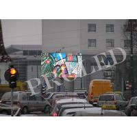 IP65 Waterproof  P10 Outdoor Advertising LED Display Screen SMD 3535 Type Manufactures