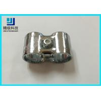 Buy cheap Multifunctional Flexible Chrome Tube Connectors HJ-11D  2.5mm Thickness from wholesalers
