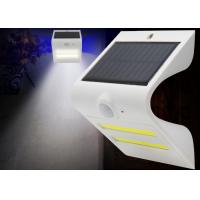 Motion Sensor Outdoor LED Lighting Weatherproof Will Turn On Automatically At Night Manufactures