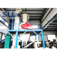 Carbon Steel Material Dry Mortar Mixing Plant Special Design For Construction Project Manufactures