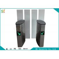 IR Sensor Intelligent Speed Gates Self-checking And Alarm Warning Turnstile Manufactures
