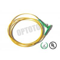LC Connector Fiber Optic Patch Cord 1F TIGHT BUFFER 0.9mm CORNING SMF-28 ULTRA