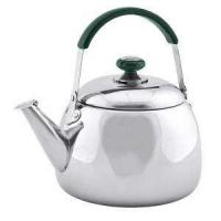 China Home Kitchen Stainless Steel Tea Kettle / Stove Top Water Kettle With Bakelite Handle on sale