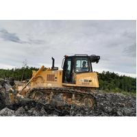 Buy cheap Bulldozer For Dam construction from wholesalers