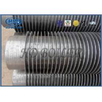 Buy cheap Industrial Boiler Economizer Heat Exchanger Tubes , Boiler Fin Tube For Heat from wholesalers