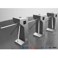 China Entrance Control Solutions Tripod Access System Electric With Card Collector on sale