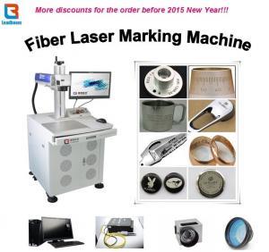 China High Speed Cnc Laser Marking Machine , Desktop Laser Marking Machine 220V / 50Hz on sale