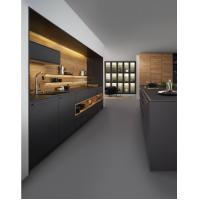 Metallic Lacquer modern design hot selling kitchen cabinet Manufactures