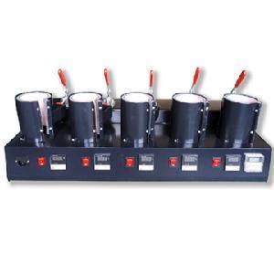 Combo Mig Sublimation Machine (MP150X5) Manufactures