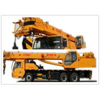 25 Ton Hydraulic Truck Crane 2500r / Min Rotate With Full Load 30000kg Manufactures