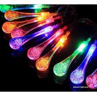 Quality 20LED Solar Fairy Lights ASG-001 Solar String Lights Decorative Lights Christmas Solar LED Lights Solar Garden Lights for sale