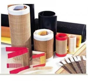 Quality 1X1mm PTFE mesh belts / teflon mesh conveyor belt / plastic mesh conveyor belt for sale