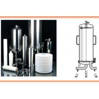 BOCIN SS Stainless Steel Industrial Cartridge Filters Housings For Liquid Filtration Manufactures