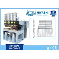 CE Standard Wire Mesh Welding Machines 200mm Refrigerator Wire Shelf  Welder Manufactures