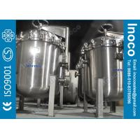 BOCIN CE stainless steel filter with multi-bags system for water treatment Manufactures