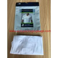 Resealable Male Underwear Custom Printed Bags OPP / CPP Material Manufactures