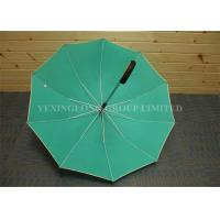 Quality Weatherproof Promotional Golf Umbrellas With Logo , Personalised Business for sale