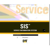 New version Caterpillar SIS cat SIS 2017.07 full parts and repair with 3D Graphics on USB Hard Disk Manufactures