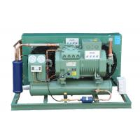 10HP Piston Compressor Bitzer Semi Hermetic Condensing Unit 4VES-10Y High Efficiency Manufactures