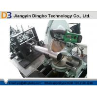 Fully Automatic Square Downspout Pipe Bending Machine With CE Standard Manufactures