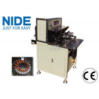 Economic Ceiling Fan Automatic Winding Machine PLC And Touch Screen Control Manufactures