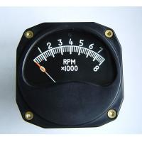 "Universal Small Airplane Instruments 3 1/8"" Digital Aircraft Tachometer R3-80B Manufactures"