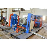 Air Cooling CNG Mother Station Small Natural Gas Compressor 7500×3000×2900mm Manufactures