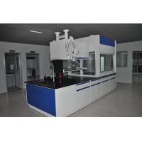 CE certificated All Steel Benchtop Type Lab Fume Hood Table Top Type Laboratory Fume Hood Manufactures