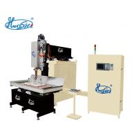 9.5 V AC Kitchen Sink Stainless Steel Seam Welding Machine Full Automatic Overlap Welding Manufactures