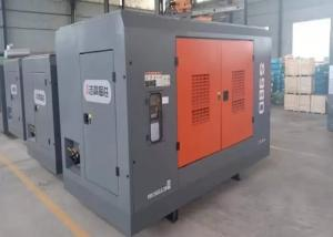 Industrial Diesel Air Compressor Used For Water Drilling Rig With Factory Price Manufactures
