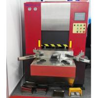 Panel / Box Angle Forming CNC Corner Former Machine Bending 90 Degree Angle Manufactures