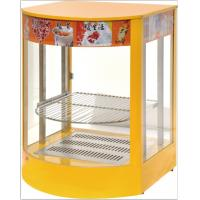 Beverage Display Restaurant Food Warmer Hot Drinks Cabinet Heat - Resistant Glass Manufactures