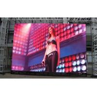 Buy cheap Advertising Full Color Front Service LED Display With 65536 Gray scale from wholesalers