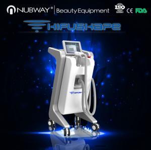 Body sculpting machine ultrasonic slimming ultrasonic fat loss hifu procedure Manufactures