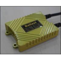 Quality Golden Colour 35Watts 55W hid lighting ballast HID Electronic Ballast For Xenon Bulb for sale