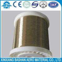 Bashan high quality walking wire cutting electrode copper wire Manufactures