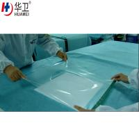 Disposable Surgical PU film dressing/Surgical Incise drape 15*35cm Manufactures