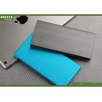 Emergency Mobile Charger 6000mAh Ultrathin Portable Mobile Power Banks Manufactures