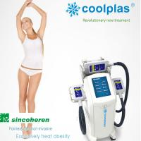 Vertical Type Cryolipolysis Fat Freeze Slimming Machine 300mm × 400mm × 900mm Manufactures