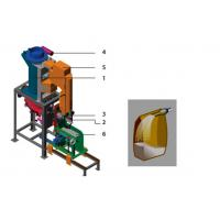 Valve Bag Type Chemical Powder Packing Machine , Powder Filling And Sealing Machine Manufactures
