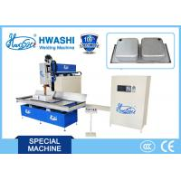 Double - Bowl Kitchen Sink Automatic Seam Welding Machine Manufactures