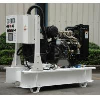 50Hz Water Cooled Perkins Diesel Generator 50 kva , Stamford Alternator Generator Manufactures