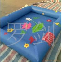 Quality PVC Tarpaulin Inflatable Family Pool Inflatable Beach Sand Pool for sale